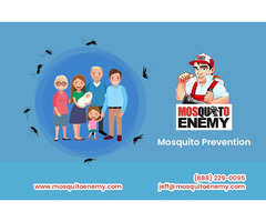 Mosquito Spray Solutions Georgetown MA