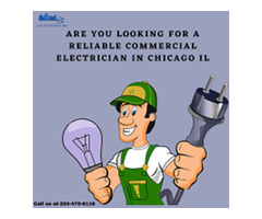 Are You Looking For A Reliable Commercial Electrician In Chicago IL.