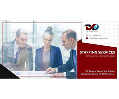 Staffing & Recruitment Services in USA | Outsourced Staffing Services to USA | DK Business Patro