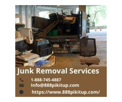 Providing best Junk Removal services