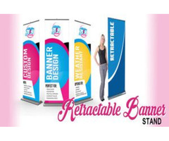 Find Retractable Banners Printing in Charlotte NC