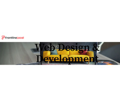Affordable Web design service at Frontline Local - Frontline Local