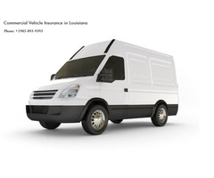 Commercial Vehicle Insurance in Louisiana