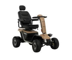 4 Wheel Travel Scooters are Stable and Smooth Vehicles