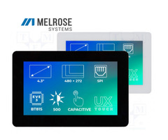 Melrose Systems, Manufacturer of Industrial LCD -TFT Displays in USA