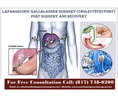 Gallbladder Post surgery effects and Recovery- Dr Valeria Simone