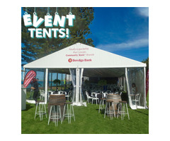 Buy Outdoor Dining Tents and Restaurant Tents