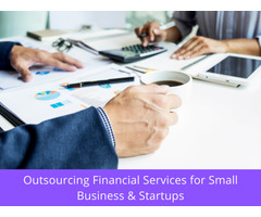 Outsource Financial Services for Small Business and Start Ups
