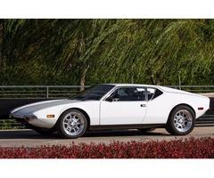 1972 De Tomaso Other Pre L92