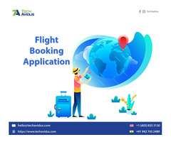 Custom Flight Tickets Booking App Development