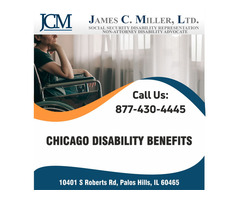 Chicago Disability Benefits
