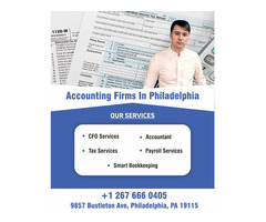 Accounting Firms In Philadelphia