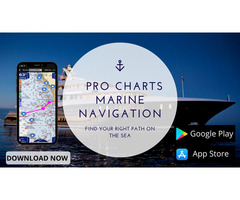 Pro Charts Marine Navigation Solution | What is E Navigation.
