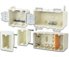 Wall-Switch Electrical Boxes | Allied Moulded Products, Inc.