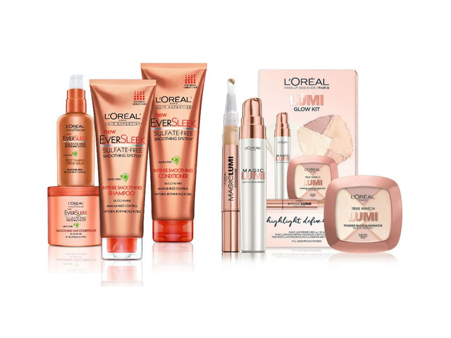 L'Oreal Sample Giveaway | free-classifieds-usa.com