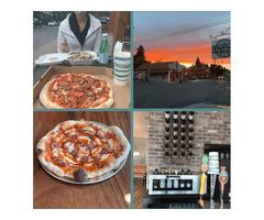 Fine Dining Pizza Restaurant Best Gluten Free Pizza Portland Oregon PieVino Pizza