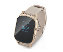 T58 Smart Watch Phone Support GSM GPS Tracker SIM Card for Teens
