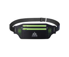 AONIJIE Waist Bag Exercise Fitness Running Waterproof Sport Bag Phone Holder Belt Pocket