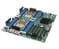 Intel S2600STBR C624 Socket-P DDR4 SDRAM SSI EEB Motherboard