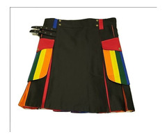 Buy Rainbow Kilt