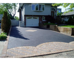 residential paving Lloyd Harbor NY