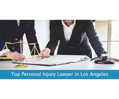 Bufetes de abogados de lesiones personales más grandes de Los Ángeles | Abogado de lesiones personal