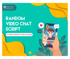 Build a comprehensive random video chat script