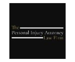 The Personal Injury Law Firm