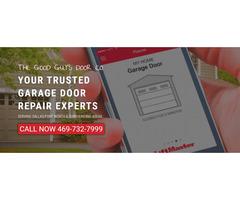 The Good Guys Garage Door Repair Dallas TX