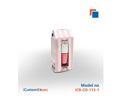 Avail best deals with Custom Nail Polish Packaging