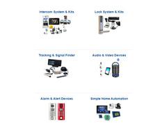 Residential Video Intercom Systems   UnikCCTV