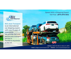 Leading Auto Transport Company USA – RCC Auto Transport