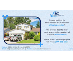 Top Rated Car Shipping Company in USA - RCC Auto Transport