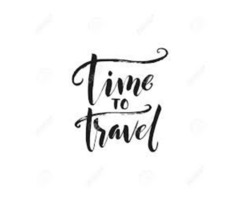 _______  Time For Travel!  _______