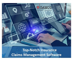 Top-Notch Insurance Claims Management Software