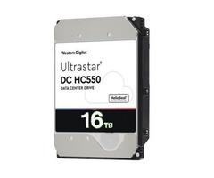 Western Digital 0F38358 DC HC550 16Tb SAS Ultra 512e 7200RPM 512Mb 3.5 Inch Hard Drive