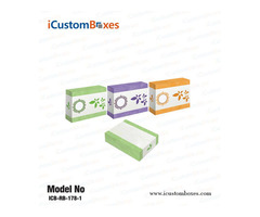 Win 100% Genuine Soap Packaging Boxes at iCustomBoxes