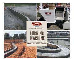 Curbing Machine
