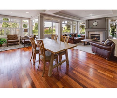 Laminate Flooring Contractor Near Me - Home Solutionz