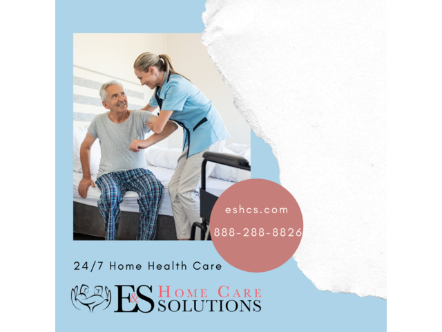 24/7 Home Health Aide Services | E & S Home Care Solutions | free-classifieds-usa.com