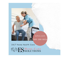 24/7 Home Health Aide Services | E & S Home Care Solutions
