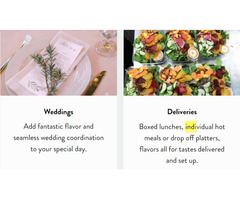 Best San Diego Wedding Caterers With Guaranteed Success.