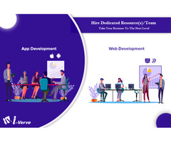 Hire Dedicated Resources – For Developing Website, Mobile Apps or Custom software Development