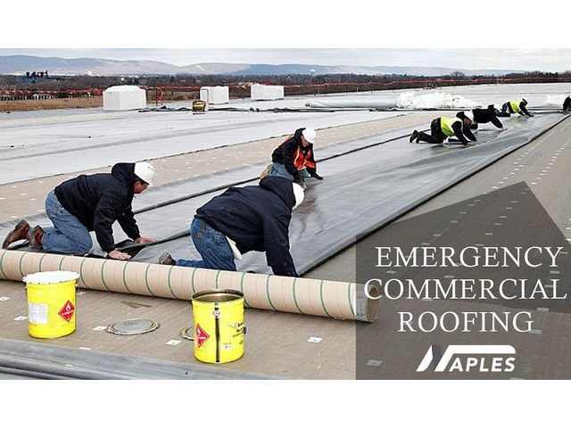 Emergency Commercial Roofing   free-classifieds-usa.com