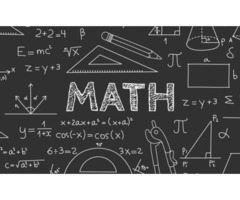 Remote Math Tutor Available