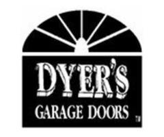 Garage door glass replacement