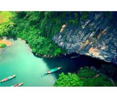 Natural Adventure To Phong Nha - Viet Nam