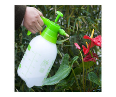 Pump Pressure Water Sprayer 1.5L Hand Held Garden Sprayer Bottle For Plant Weeds | free-classifieds-usa.com