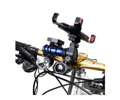 BIKIGHT MTB Bike Bicycle Handlebar Light Bracket Phone Extender Mount Extension | free-classifieds-usa.com