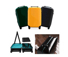Xiaomi 90FUN 20inch Smart Travel Suitcase Aluminum Alloy Frame PC Spinner Wheel Carry On Luggage